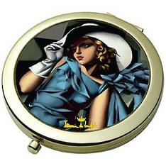 Woman - Lampicka Pocket Mirror