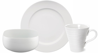 White Dinner Sets Auckland