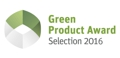 Green product award selection 2016