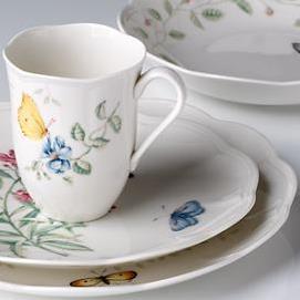 Butterfly Meadow Dinnerware