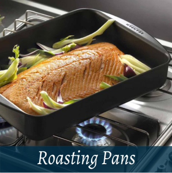 Cookware roasting pans
