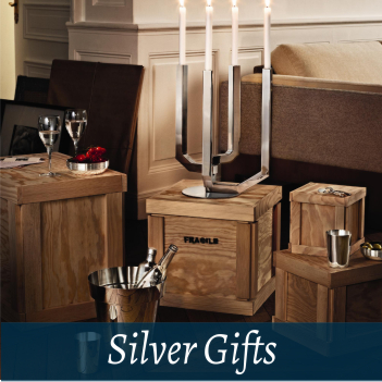 Giftware silver gifts