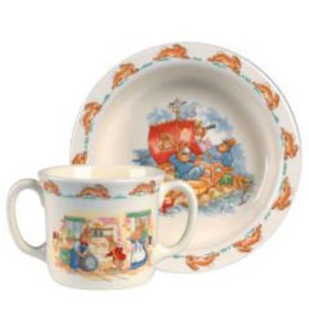 The Studio Of Tableware Royal Doulton Bunnykins Baby Set