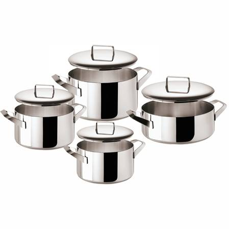 The Studio Of Tableware Sambonet Italy Menu Cookware Set 4