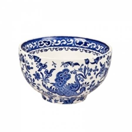 The Studio Of Tableware Burleigh Regal Peacock Sugar Bowl
